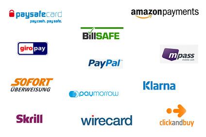 bezahlsysteme internet
