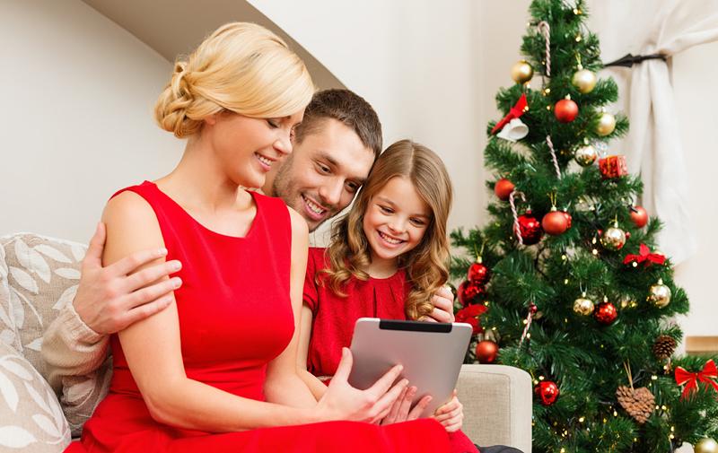 M-Ecommerce zur Weihnachtszeit